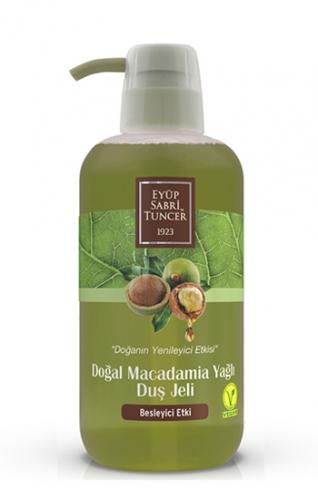 Eyüp Sabri Tuncer - Eyüp Sabri Tuncer Doğal Macadamia Yağlı Duş Jeli 600 ml