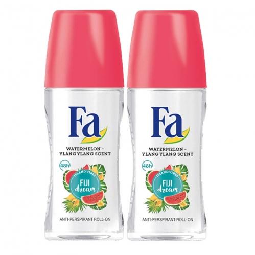 Fa - FA Roll-On Fiji 50 ml+50 ml