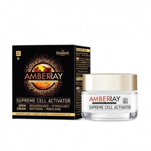 Farmona - Farmona Amberray Supreme Cell Activator Nuit Cream 50ml