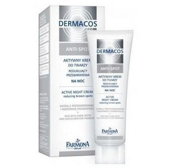 Farmona - Farmona Dermacos Anti Spot Leke Karşıtı Gece Kremi 50ml