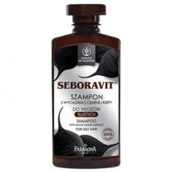 Farmona - Farmona Seboravit Yağlı Saçlar İçin Şampuan 330ml