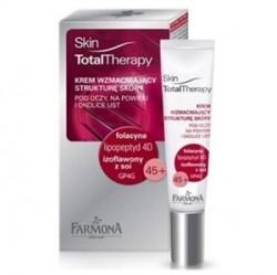 Farmona - Farmona Skin Total Therapy Göz ve Ağız Çevresi Sıkılaştırıcı Krem 15ml