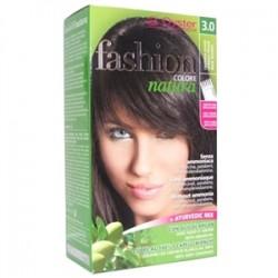 Fashion Colore Natura - Fashion Colore Natura Saç Boyası 3.0 Dark Brown