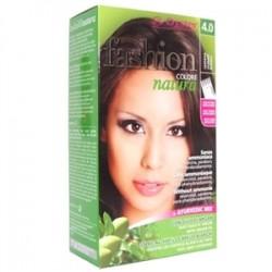 Fashion Colore Natura - Fashion Colore Natura Saç Boyası 4.0 Brown