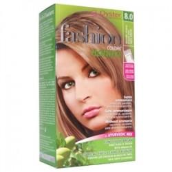 Fashion Colore Natura - Fashion Colore Natura Saç Boyası 8.0 Light Blond