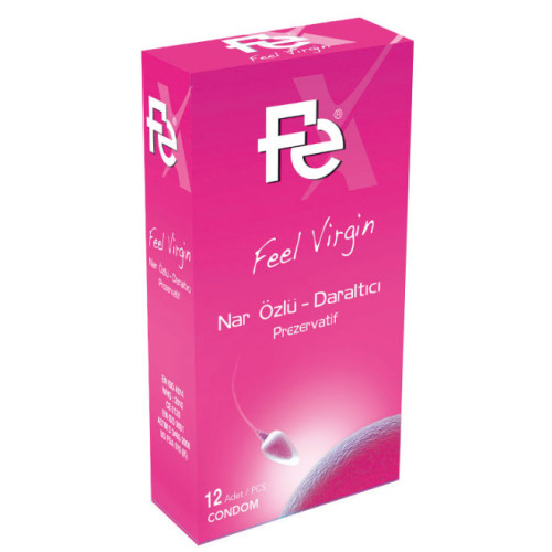 FE - Fe Prezervatif Nar Özlü 12li kutu