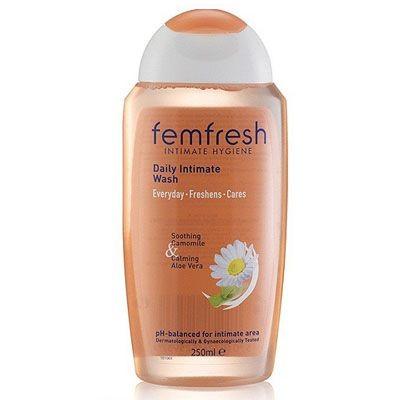 Femfresh - Femfresh Dış Genital Bölge Yıkama Jeli 250 ml