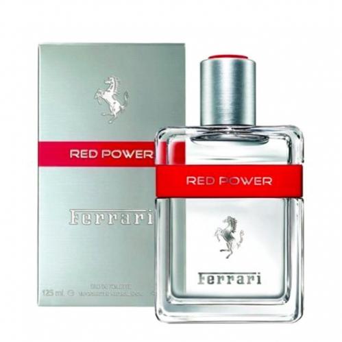 Ferrari - Ferrari Red Power Ice Edt Erkek Parfüm 75 ml