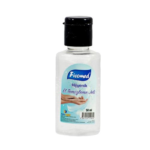 Ficomed - Ficomed Hijyenik El Temizleme Jeli 50 ml