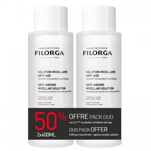 Filorga Anti Age Miceller Solution 2x400ml