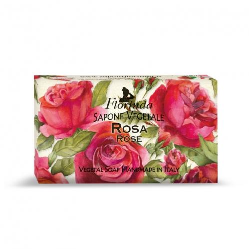 Florinda - Florinda Gül Katı Sabun 100 GR