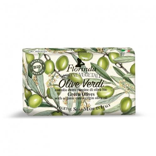 Florinda - Florinda Yeşil Zeytini Katı Sabun 100 GR