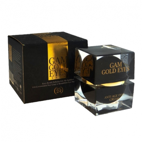GAM - GAM Gold Eyes Göz Çevresi Bakım Kremi 30 ml