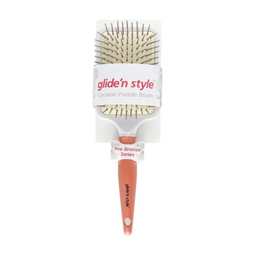 Gliden Style - Gliden Style Seramik Paddle Fırçası