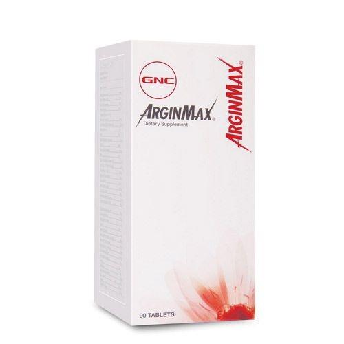 GNC - GNC Arginmax Bayan Takviye Edici Gıda 90 Tablet
