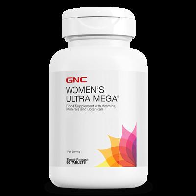 GNC - GNC Women's Ultra Mega 90 Kapsül