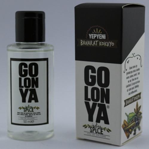 Golonya - Golonya Baharat Kokusu Spice Kolonya 50 ml