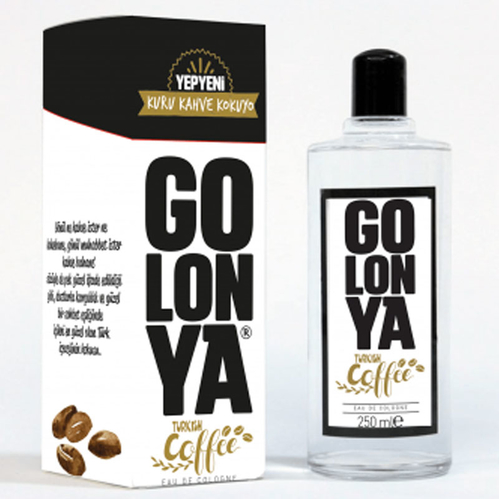 Golonya - Golonya Kuru Kahve Kokusu Kolonya 250 ml