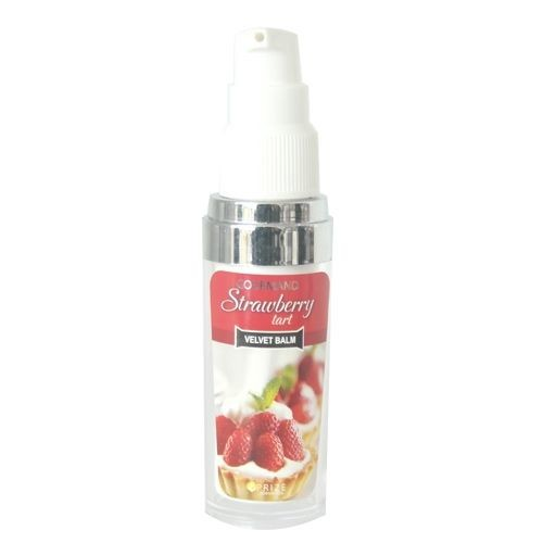 Gourmand - Gourmand Strawberry Tart Velvet Balm 30ml