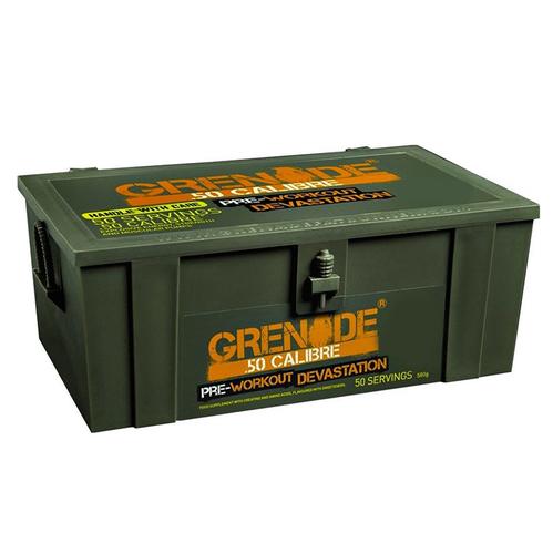 Grenade - Grenade 50 Calibre Pre Workout Limon 50 Adet