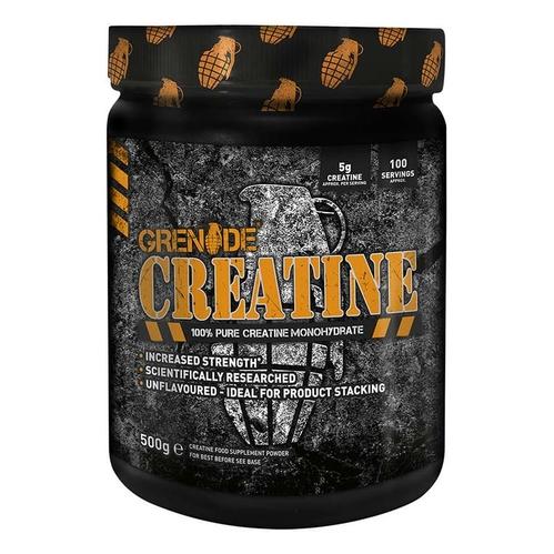 Grenade - Grenade Creatine %100 Pure Creatine Monohydrate 500 g