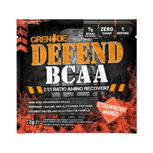 Grenade - Grenade Defend BCAA Strawberry Mango 390 g