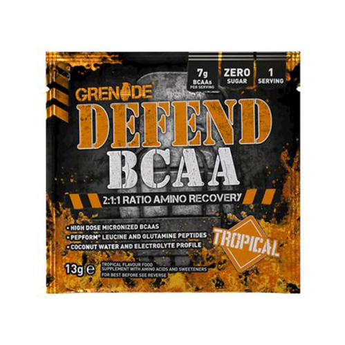 Grenade - Grenade Defend BCAA Tropical 390 g