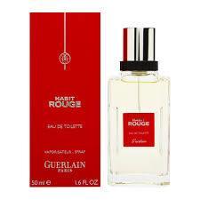 Guerlain - Guerlain Habıt Rouge Edt Erkek Parfüm 50 ml
