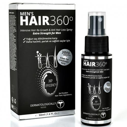Hair 360 - Hair 360 Men Besleyici Saç Serumu 50 ml