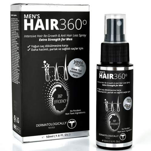 Hair 360 - Hair 360 Men Sprey 50ml
