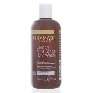 Hamadi Lemon Mint Ginger Hair Wash 355 ml