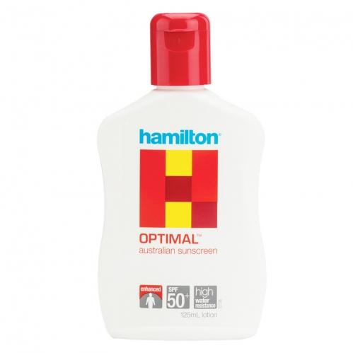 Hamilton - Hamilton Optimal Güneş Koruyucu Spf50+ Losyon 125ml