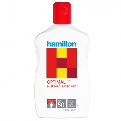 Hamilton - Hamilton Optimal Güneş Koruyucu Spf50+ Losyon 250ml