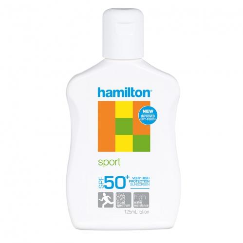 Hamilton - Hamilton Sport Lotion SPF50+ 125ml