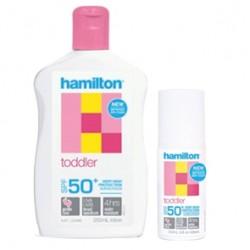 Hamilton - Hamilton Toddler Çocuklar İçin Güneş Seti