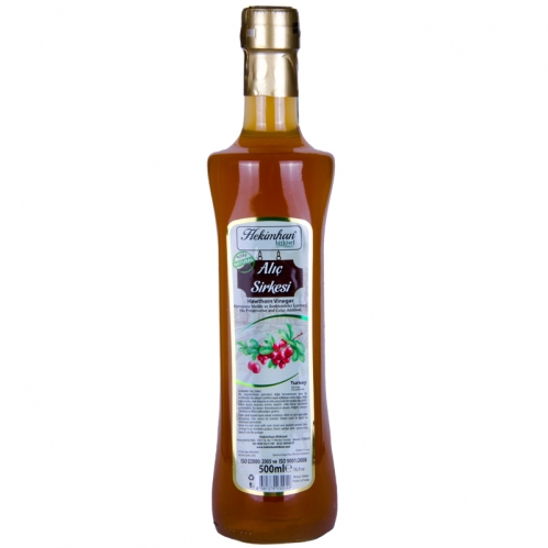 Hekimhan - Hekimhan Alıç Sirkesi 500 ml