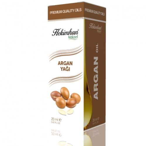 Hekimhan Bitkisel - Hekimhan Argan Yağı 20 ml