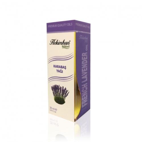 Hekimhan Bitkisel - Hekimhan Karabaş Yağı 20 ml