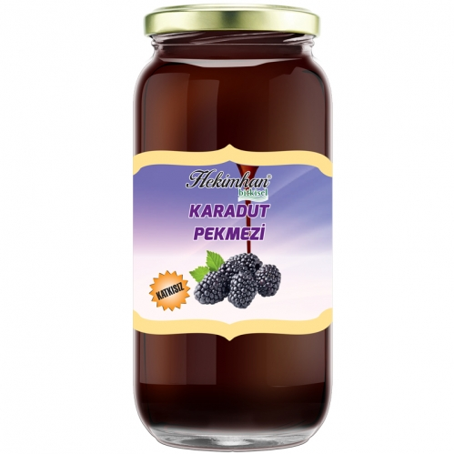 Hekimhan Bitkisel - Hekimhan Karadut Pekmezi 640 gr