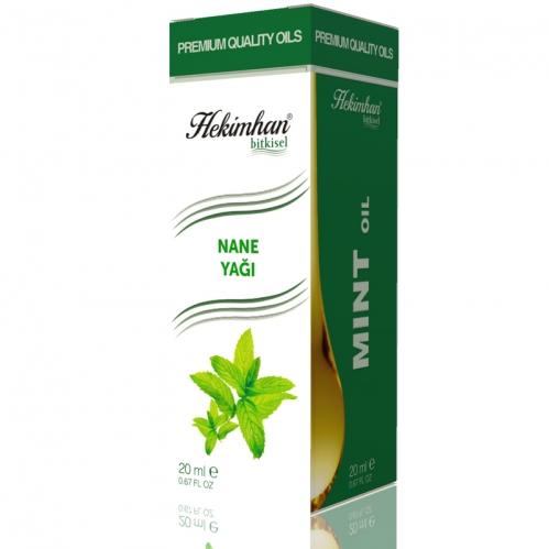 Hekimhan Bitkisel - Hekimhan Nane Yağı 20 ml