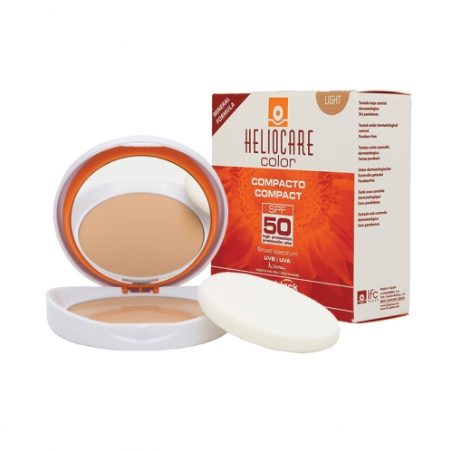 Heliocare - Heliocare Color Mineral SPF 50 Compact 10 gr - Light