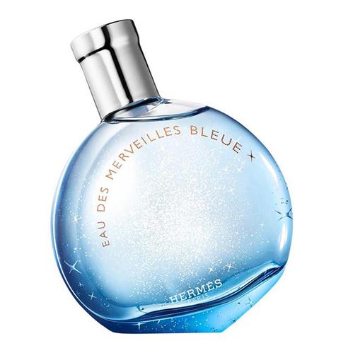 Hermes - Hermes Eau Des Merveilles Bleue Edt Kadın Parfümü 50 ml