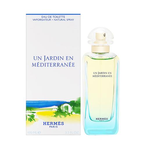 Hermes - Hermes Un Jardin En Mediterranee Edt Kadın Parfümü 100 ml