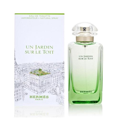 Hermes - Hermes Un Jardin Sur Le Toit Edt Kadın Parfümü 100 ml