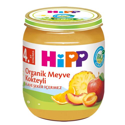 Hipp - Hipp Organik Meyve Kokteyli 125 gr