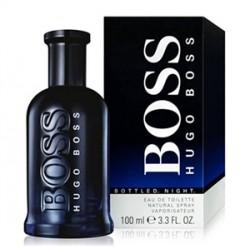 Hugo Boss - Hugo Boss Bottled Night EDT Erkek Parfüm 100ml