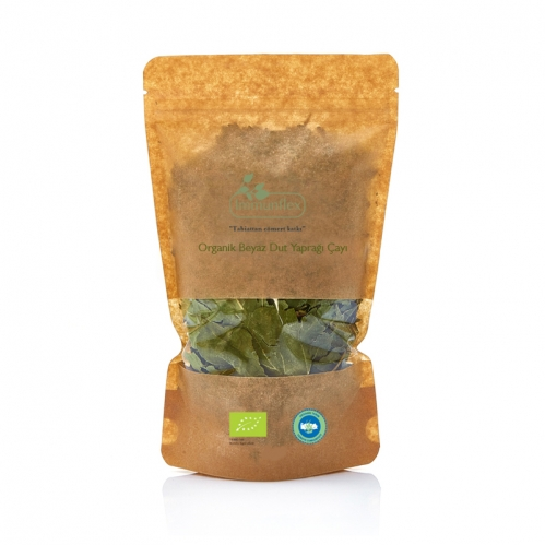 Immunflex - Immunflex Beyaz Dut Yaprağı Çayı 20 gr