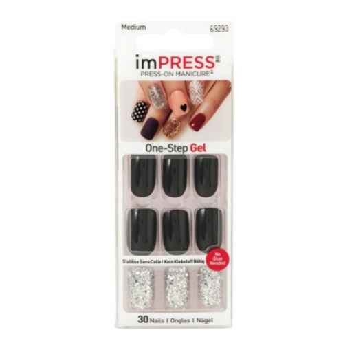 imPress - imPress One Step Gel Takma Tırnak 30 Nail 69293 | Play It Loud Medium