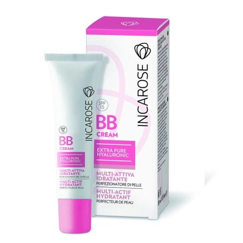 Incarose - İncarose BB Cream Hyaluronic SPF15 30ml