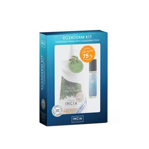 INCIA - INCIA %100 Doğal Rahatlatıcı Kit